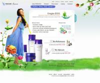 South Korea female Template skin care products